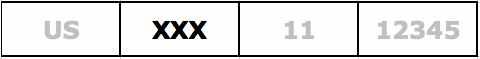 ISRC Registrant Code