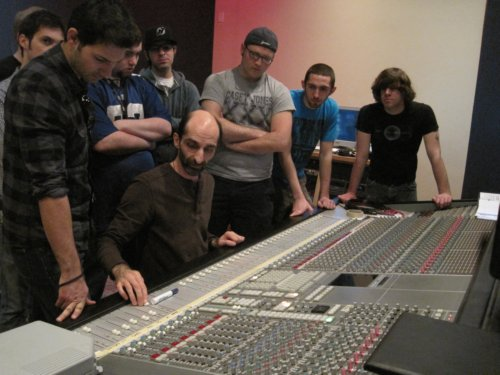 Audio Engineer Studio